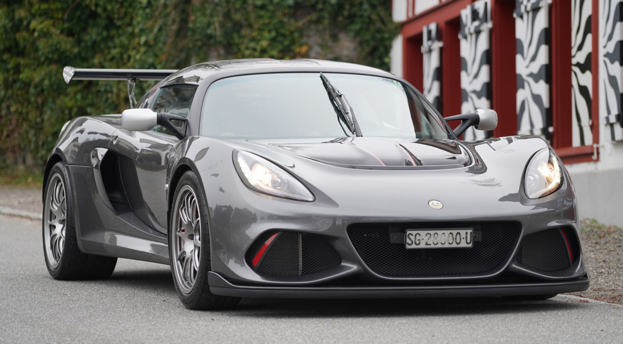 Exige Cup 430 bei Lotus West