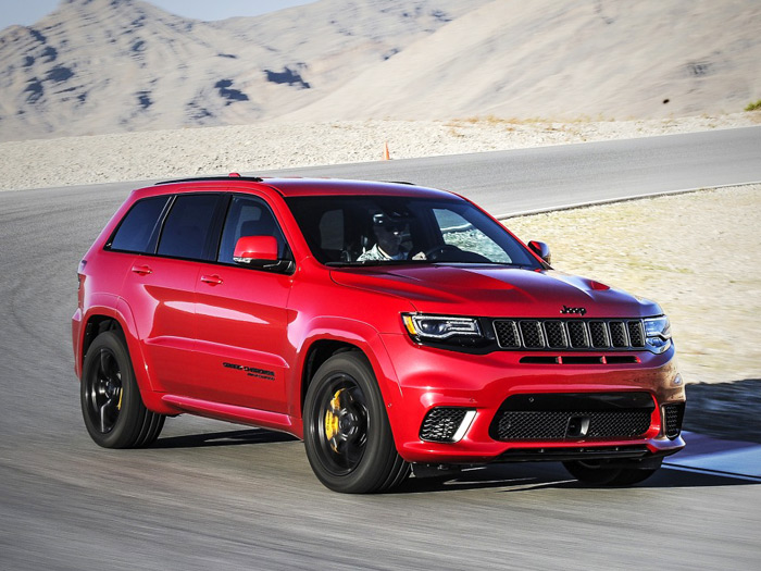 Grand Cherokee Jeep Trailhawk